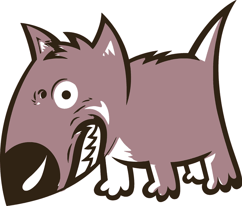 meaning of a dog growling